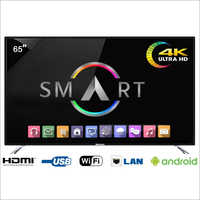 65 Inch 4K UHD Smart LED TV