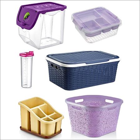 Plastic Kitchenware Set