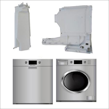 Washing Machine Plastic Parts