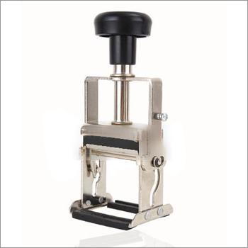 Hand Stamping Machine