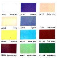 Poineer Pigments