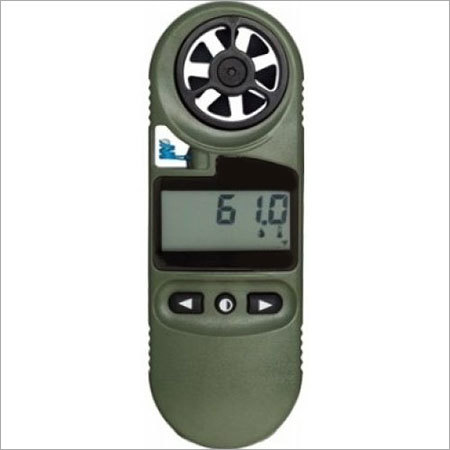 Digital Weather Meter
