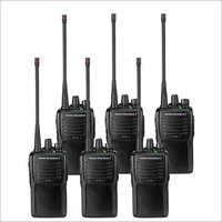 Portable Radio - VHFUHF