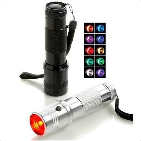 Silicon Grand Tri Color Signal Torch