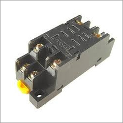 Relay Socket and Switch