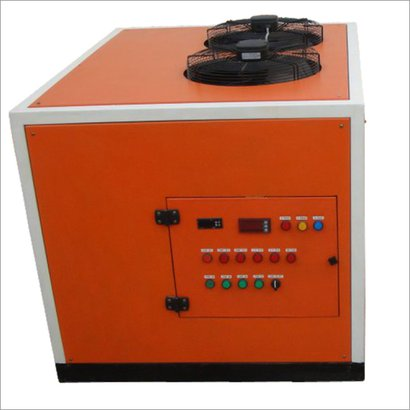 Orange Industrial Process Chillers