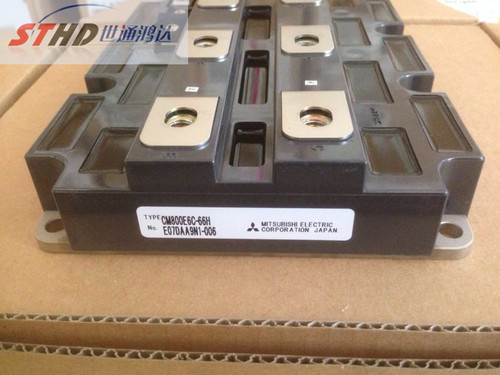 Mitsubishi Bipolar Junction Transistor Applications CM800E6C-66H