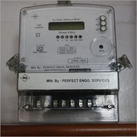 Three Phase Dual Source KWH Meters