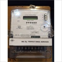 Three Phase Single Source Prepaid Meter