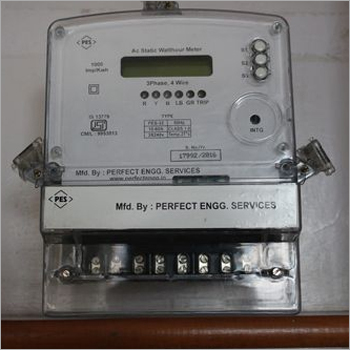 Three Phase Dual Source Prepaid Energy Meters