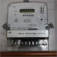 Three Phase Single Source Panel Meter