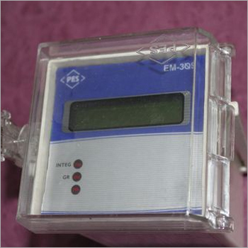 Three Phase Dual Source Panel Meter
