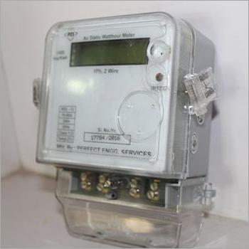 Single Phase Single Source KWH Meters