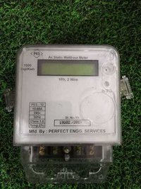 Single Phase Dual Source Prepaid Meter