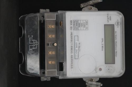 Single Phase Dual Source Prepaid Energy Meter