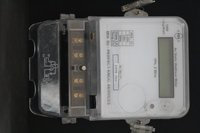 Single Phase Dual Source Prepaid Energy Meter