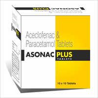 Asonac Plus Tablets