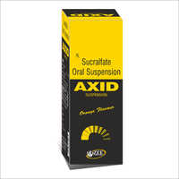 Axid Suspension 200 Ml Box