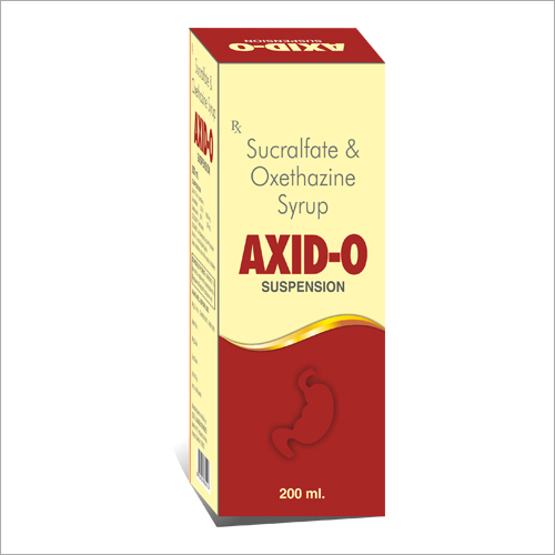 Axid-O Suspension 200 Ml