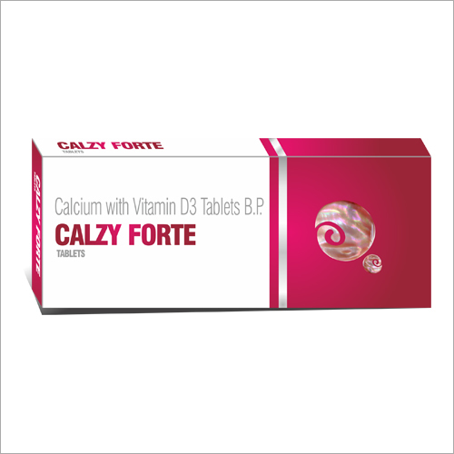 Calzy Forte Tablets