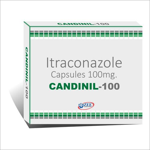Candinil-100 Capsules