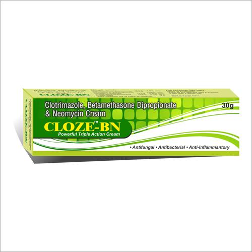 Cloze-Bg Cream 30 G