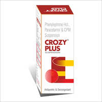 Crozy Plus Suspension