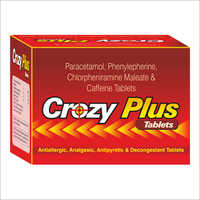 Crozy Plus Tablets