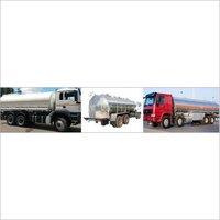 Vegetable Oil Road Tankers