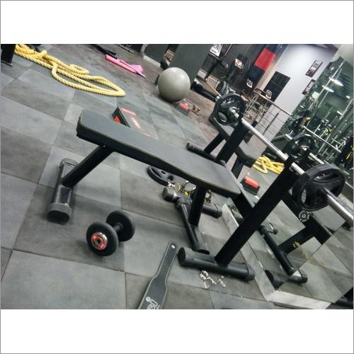 Olympic Flat Bench Press