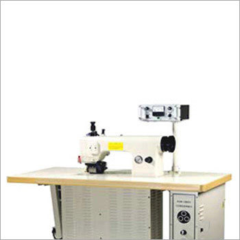Ultrasonic Lace or Fabric Sewing Machines