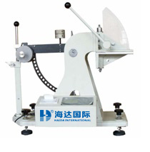 Digital type cardboard puncture tester
