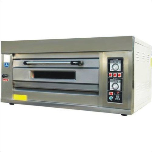 2 Tray Single Deck Oven