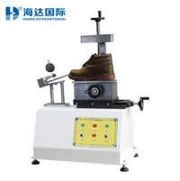 Shoe peeling strength testing machine