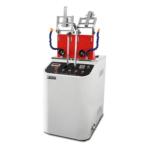 Sole inflection resistance tester