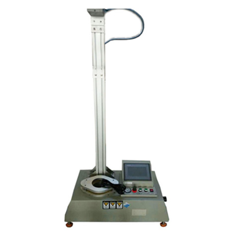 Fall dart impact testing machine