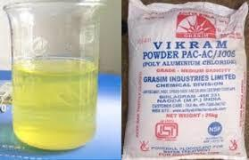 POLY ALUMINIUM CHLORIDE POWDER