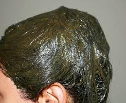 Light Brown Henna Hair Color