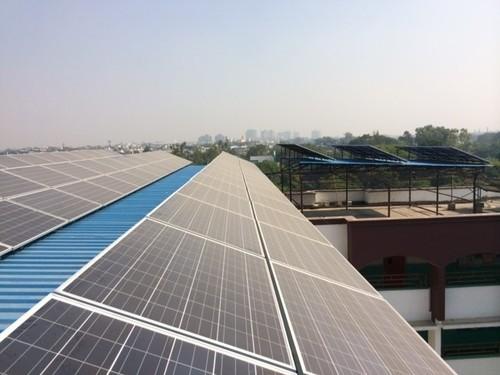2 Kilowatt Solar Power Station Project