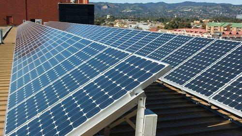 5 Kilowatt Solar Power Station Project