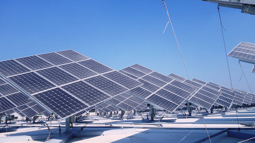 6 Kilowatt Solar Power Station Project