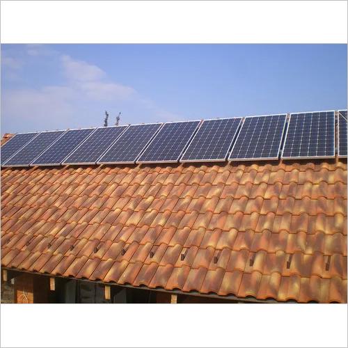 7 Kilowatt Solar Power Station Project