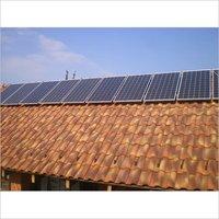 7 Kilowatt Solar Power Station Project On Grid
