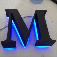 LED Steel Signage