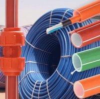 Plastic PLB Duct Pipe