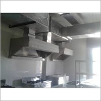 Fresh Air Kitchen Ducting System