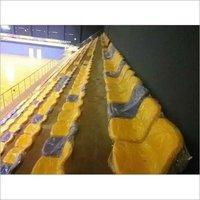 Indoor Blow Molding Stadium Seatings