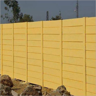 RCC Boundary Compound Wall