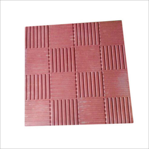 Interlocking Red Paver Tile
