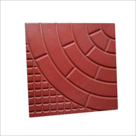 Red Paver Tile